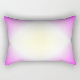Yello Pink Diamond Gradient Rectangular Pillow