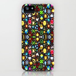 Stained Glass-3 iPhone Case