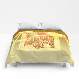 Steam Legacy Comforters