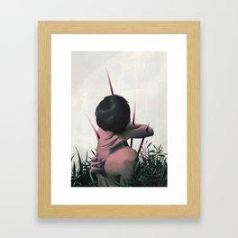 Between Rivers, Rilken No.6 Framed Art Print