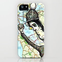 Oakland, California iPhone Case