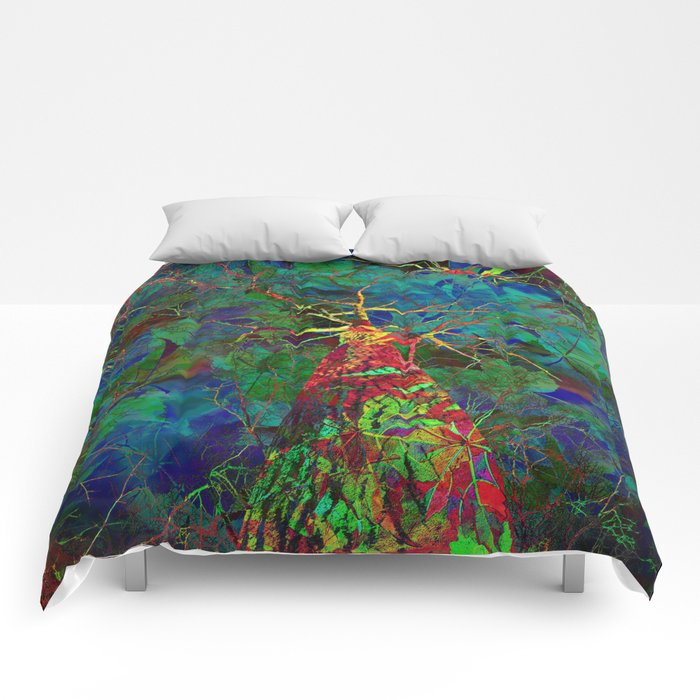 Autumn - The Most Colorful Season of All Comforters