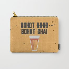 Bohot Hard, Bohot Chai Carry-All Pouch