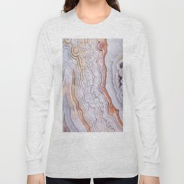 Crazy lace agate Long Sleeve T-shirt