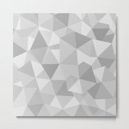 Rumpled paper Metal Print