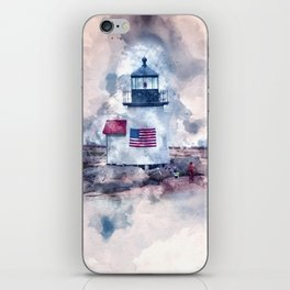 Brant Point Nantucket iPhone Skin