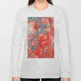 Fire Dance Long Sleeve T-shirt