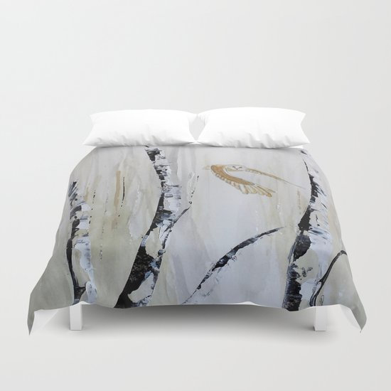 Nature Path Duvet Cover