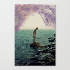 Silhouette II  Canvas Print