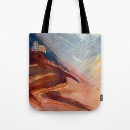 Hermits' Way Tote Bag