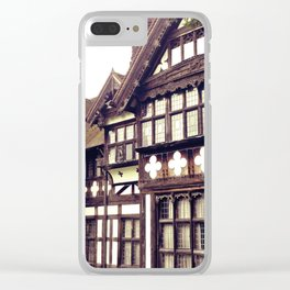 Wightwick Manor - Wolverhampton Clear iPhone Case