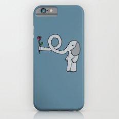 Elephant in love Slim Case iPhone 6s