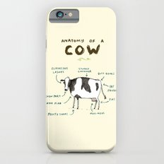 Anatomy of a Cow iPhone 6s Slim Case