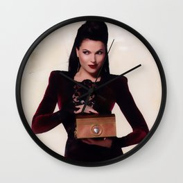 LONG LIVE THE QUEEN! #2 Wall Clock