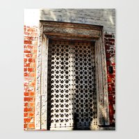 ornate Canvas Prints featuring Ornate by A Dostert