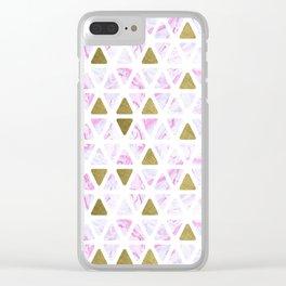 Amalia Clear iPhone Case