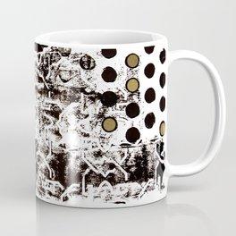 Dotty Arabesque Coffee Mug