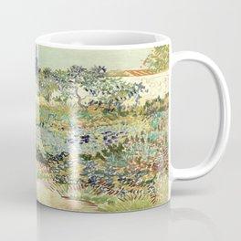 Vincent Van Gogh : Garden at Arles Coffee Mug