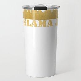 Phi Slama Jama T-Shirt Travel Mug