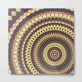 Mandala 139 Metal Print