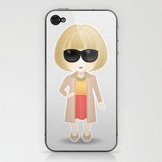 Anna Wintour iPhone & iPod Skin