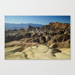 The Death Valley Canvas Print