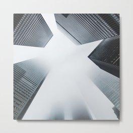 New York III Metal Print