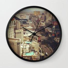 Strip Wall Clock