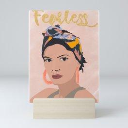 Fearless Mini Art Print