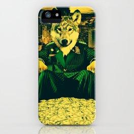 WOLF II iPhone Case