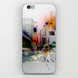 We Amuse Ourselves iPhone Skin