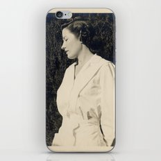 Nurse Bea iPhone & iPod Skin