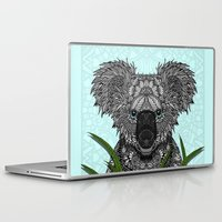 koala Laptop & iPad Skins featuring Koala by ArtLovePassion