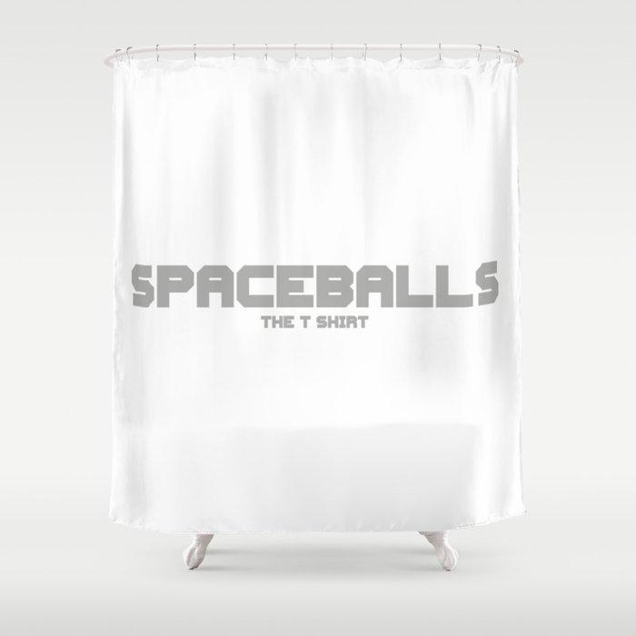 Spaceballs Shower Curtain By Ampun Dj
