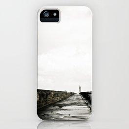 English Pier iPhone Case