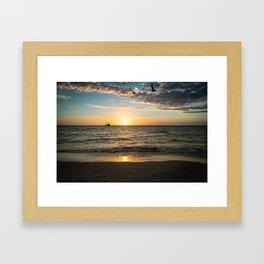 Open World Framed Art Print