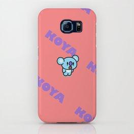 BTS RM BT21 Koya iPhone Case