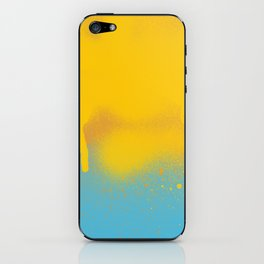 Color Test: Fun with Paint 4 iPhone Skin