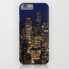 Quiet In My Town Slim Case iPhone 6s