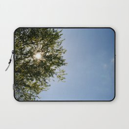 May Sunstar in the Trees Laptop Sleeve