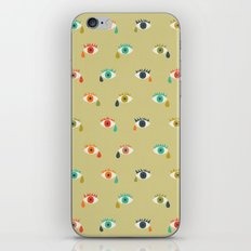 Cry me a river iPhone & iPod Skin
