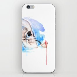 Death & Beauty iPhone Skin