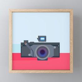 Linhof Technorama 617 III Framed Mini Art Print