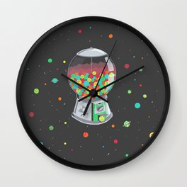 The Delicious Origin of the Universe Wall Clock