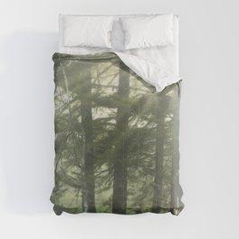 Cometh the fog Comforters