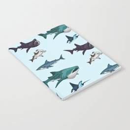 Shark Cage Notebook