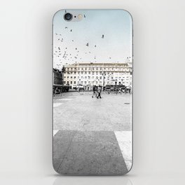 DOWNTOWN LISBON  iPhone Skin