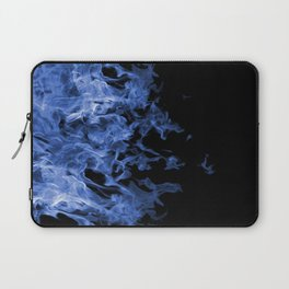 Blue Flame Laptop Sleeve