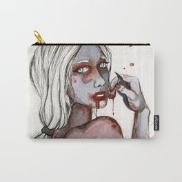 Size Zero Zombie No.2 Carry-All Pouch