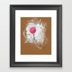 Linear Nature 1 Framed Art Print